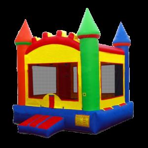 Multi Color Arch Castle